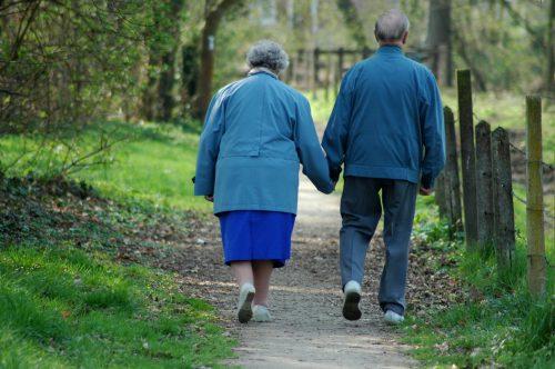Отёки ног у пожилых людей